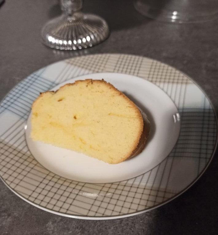 Κέικ με 4 υλικά
