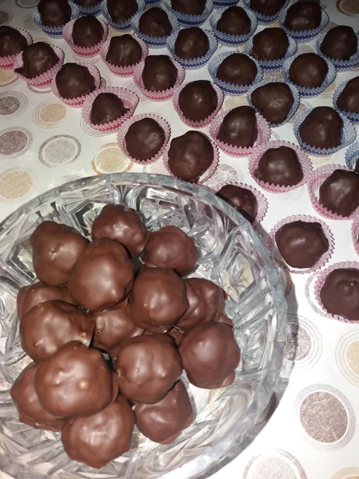 Νηστίσιμα Σοκολατάκια