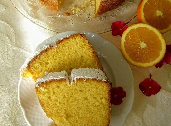 Κέικ Πορτοκαλιού