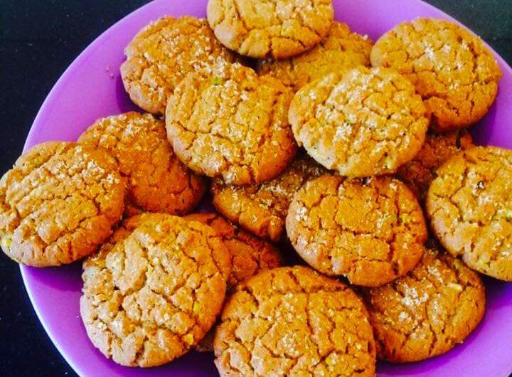 Μπισκότα με Φυστίκι Αιγίνης