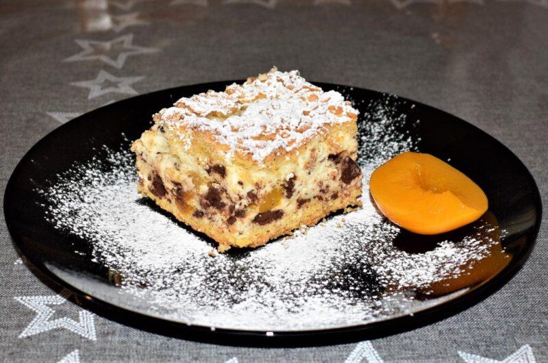 Κέικ με Κρέμα Στρατσιατέλα